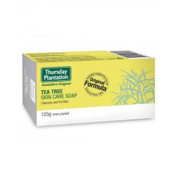 Thursday Plantation-Tea Tree Skin Care Soap 125g