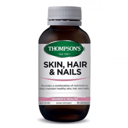 Thompson's-Skin Hair Nails 90 Capsules