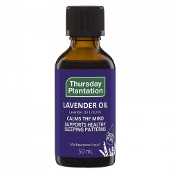Thursday Plantation-Lavender Oil 100% Pure 50ml