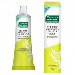 Thursday Plantation-Tea Tree Medicated Gel For Acne 25g