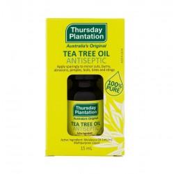 Thursday Plantation-100% Tea Tree Oil 15ml
