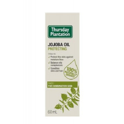 Thursday Plantation-Jojoba Oil 60ml (EXP: 07/21)