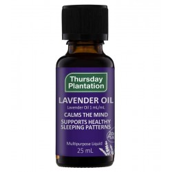 Thursday Plantation-Lavender Oil 100% Pure 25ml