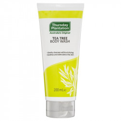 Thursday Plantation-Tea Tree Body Wash 200ml Organic