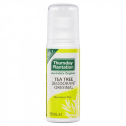 Thursday Plantation-Tea Tree Deodorant 60ml