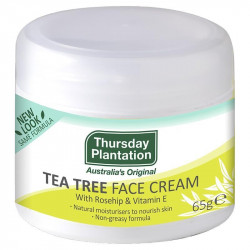 Thursday Plantation-Tea Tree Face Cream 65g