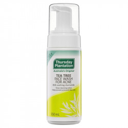 Thursday Plantation-Tea Tree Face Wash For Acne 150ml