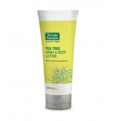 Thursday Plantation-Tea Tree Hand and Body Lotion 200ml Organic
