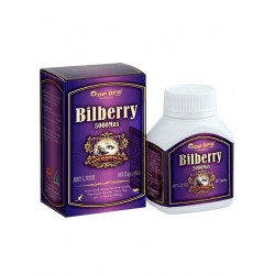 Toplife-Bilberry 5000mg 180 Capsules