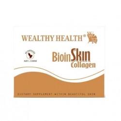 Wealthy Health-BioinSkin Collagen 60 Capsules (EXP: 04/22)
