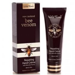 Wild Ferns-Bee Venom Hand Creme with Manuka Honey 80ml