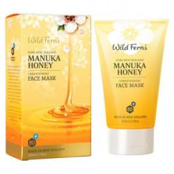 Wild Ferns-Manuka Honey Face Mask 100ml