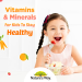 Nature's Way-Kids Smart Vita Gummies Multi Vitamin & Vegies 60 Pastilles