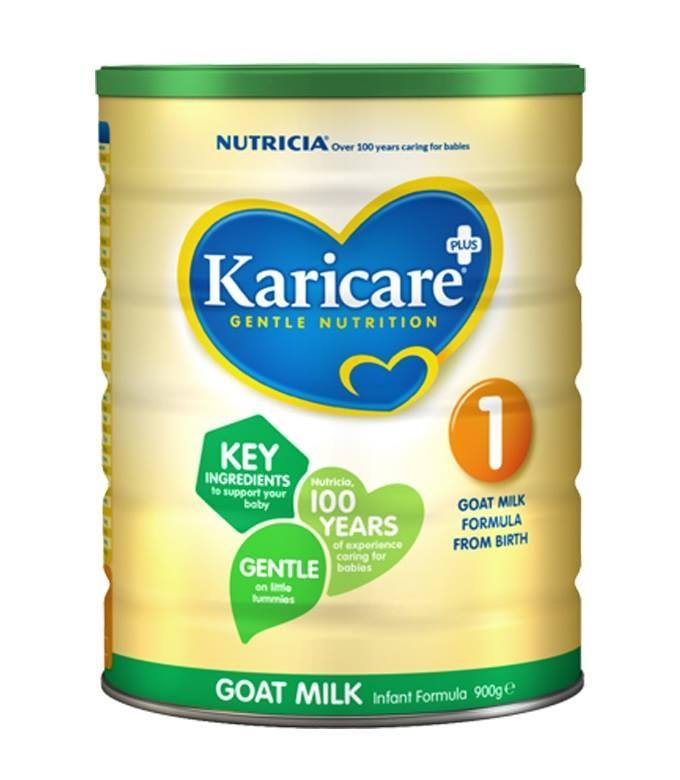 Details about Karicare-Goats Milk Step 1 Infant Formula From Birth 900g