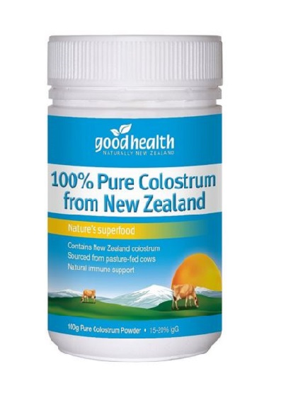 Goodhealth 100% Pure Colostrum from New Zealand 100g   Natonic