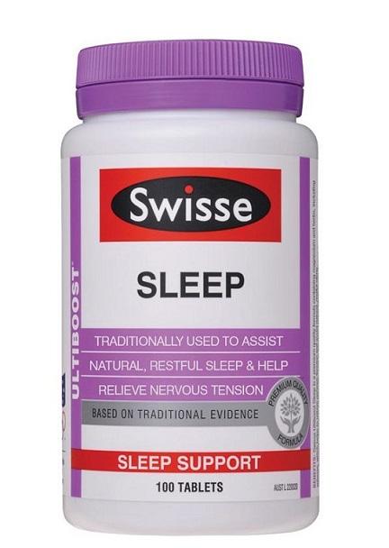 Swisse Sleep 100 Tablets Natonic