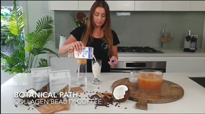 Botanical Path Recipe