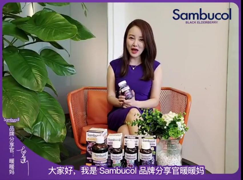 Sambucol Elderberry