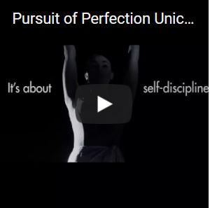 Pursuit of Perfection Unichi Brand TV Commercial