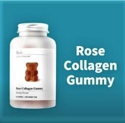 Unichi Rose Collagen 60 Gummies