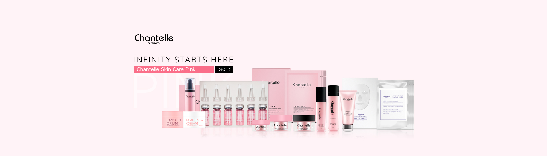Image result for Chantelle Sydney-Bio Placenta Advanced Pink Limited Edition 6 x 10ml Pack