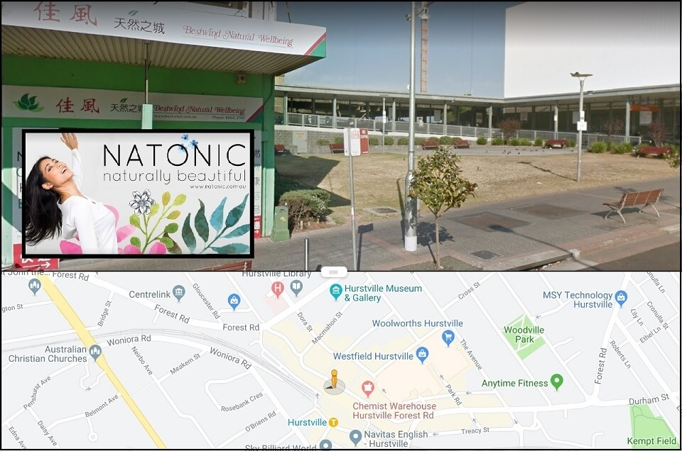 Natonic Location