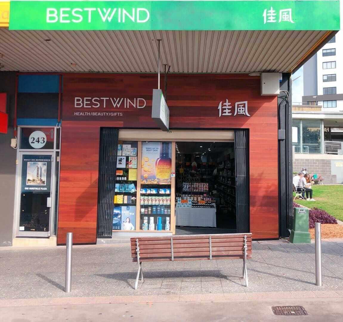 Bestwind Sydney Store